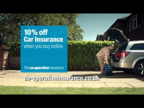 Car Insurance you can be sure of - our latest TV Advert