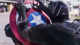 Captain America 3 Civil War NEW Trailer Spots (2016) Marvel Superhero Movie HD