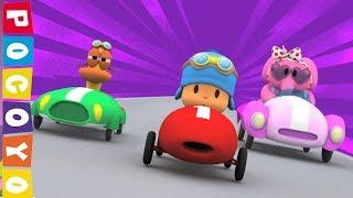 Pocoyo - Pocoyo & Cars - Pocoyo long episodes in English