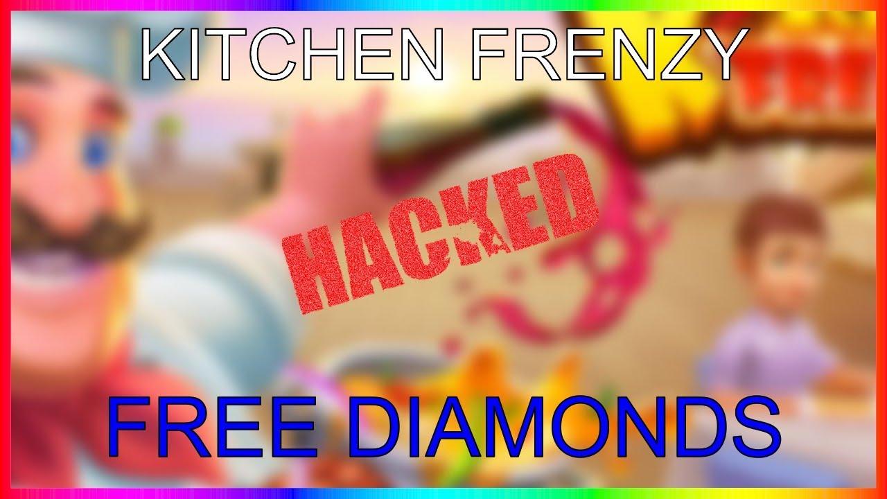 Kitchen frenzy hack cheat
