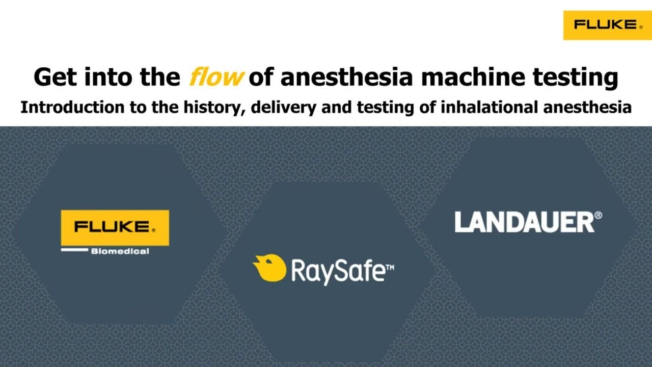 Get Into The Flow get into the flow of anesthesia machine testing | technation