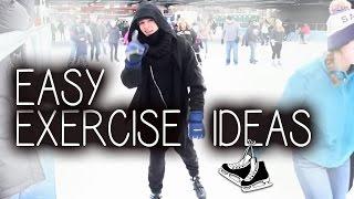 Winter Exercise Tips for Guys and Girls | Jordan & Tyler