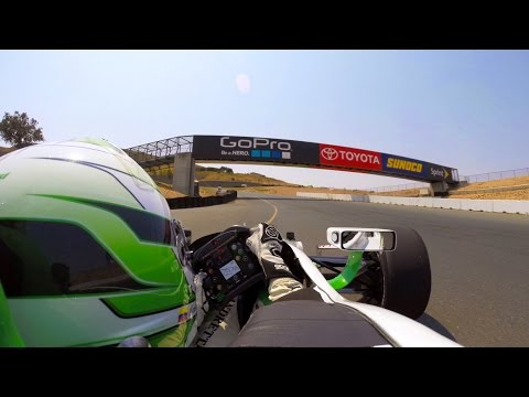 GoPro: Grand Prix of Sonoma Preview With Ryan Hunter-Reay