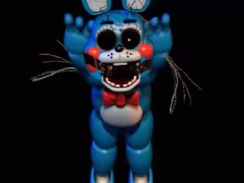 Withered Toy Bonnie Gif Youtube