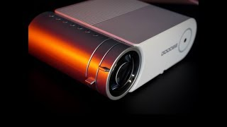The Best Budget HD Projector we have Reviewed? | The Goodee G500
