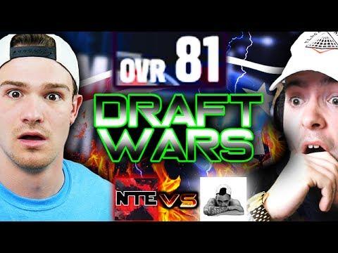 REMATCH VS. NTE!! PATRIOTS STILL UNDEFEATED IN DRAFT WARS!! | Madden 17 Draft Wars Ep. 16