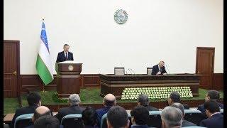 Президент Узбекистана Шавкат Мирзиёев 30-31 января 2019 года посетил Джизакскую область
