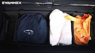 EVANNEX Trunk Organizer for Tesla Model X