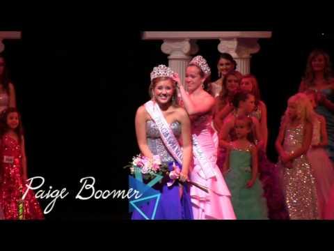 Crowning: Princess of America Superstar 2014