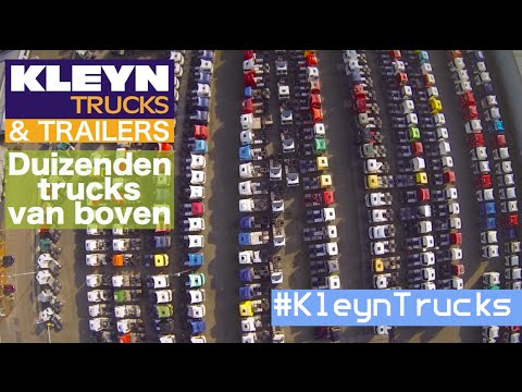 Kleyn Trucks [duizenden trucks van boven]