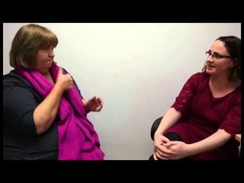 Global Village and Irish Sing Language interpret radio broadcast - Part 2