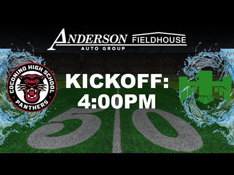 AAGFH - Coconino High School vs Mohave High School - JV Football