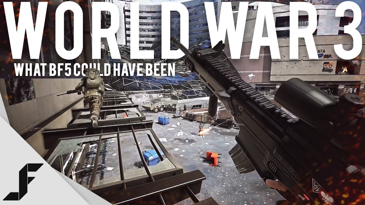 World War 3 - What Battlefield 5 could have been?