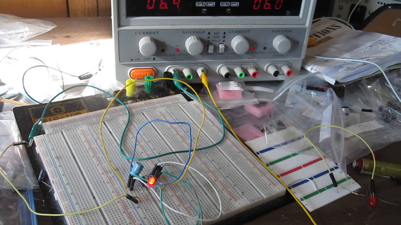 555 Timer Delay Before Turn On Circuit Youtube Projects For Beginners Design Premium