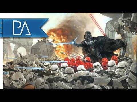 Epic Stormtrooper Battle - Star Wars - Bear Force 2 (Mount And Blade Mod)