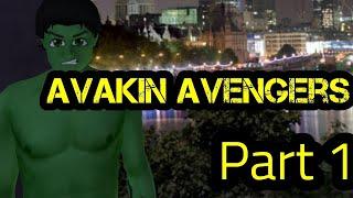 Avakin Life  - Avakin Avengers, part 1