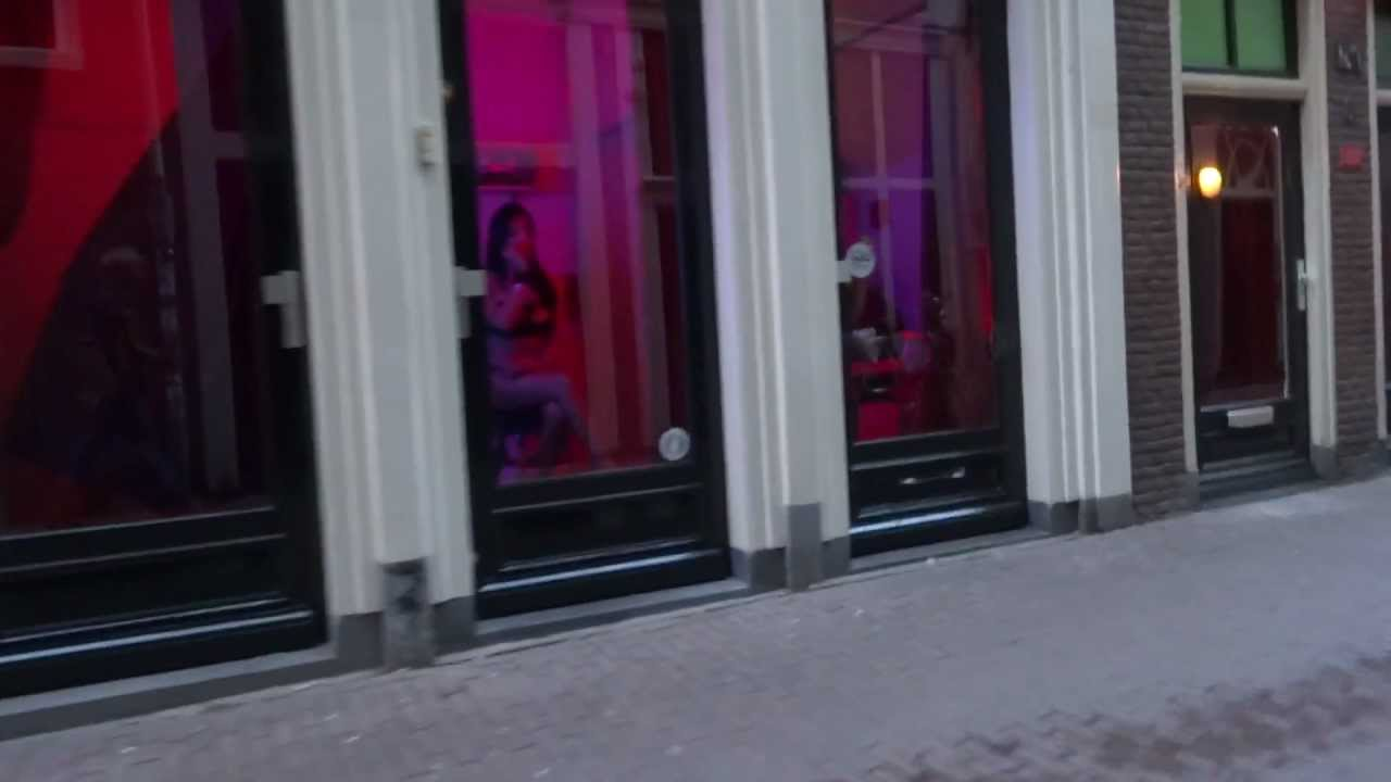 Walking In Amsterdam Red Light District Youtube