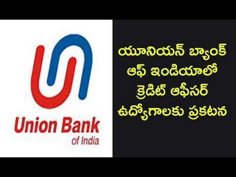banking jobs || bank job vacancy in union bank || jobs in banking sector