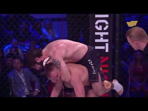 Анонс. «Fight Night Global 87» халықаралық турнирі