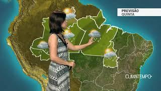 Previsão Norte – Mais chuva para Belém e Macapá