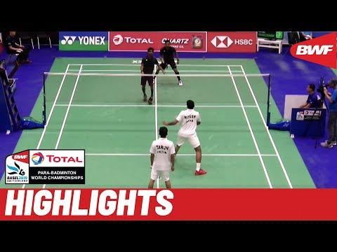Basel 2019: 6 things learned at Para badminton Worlds