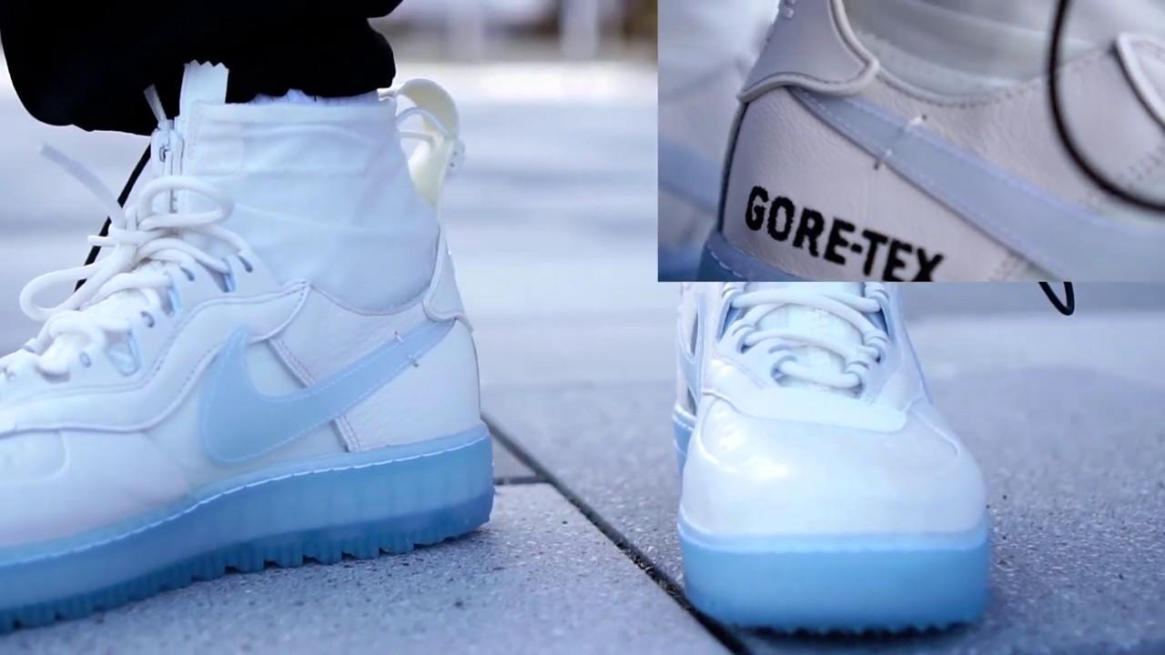 air force 1 high blanche