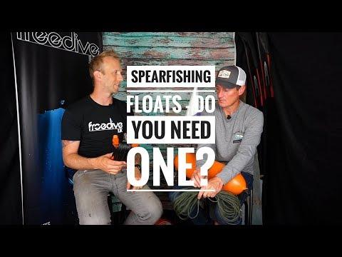 Spearfishing Floats - Do You Need One?