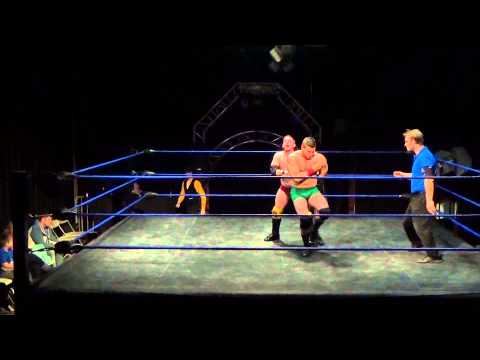 Matt Vine vs. Marcus Smith - Premier Pro Wrestling PPW #81 - 3/5/16