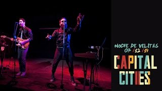 Nothing Compares To You, Cover (Live) - Capital Cities, Bogotá, Royal Center