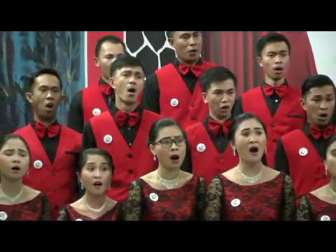 Indodana - Sion Tempang Youth Choir ( FSPG 2017- Big A )