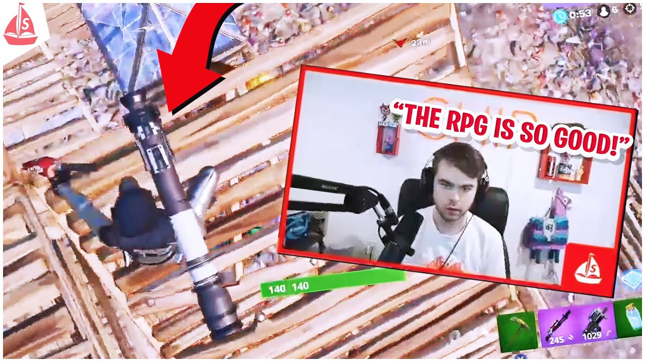 Slaying Out With RPG
