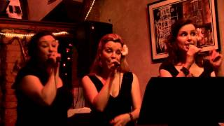 "Gate 403 - At Ease Swing Trio, Live - ""Miss Otis Regrets"""