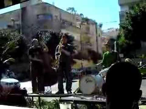 Live Music on Tel-Aviv Streets