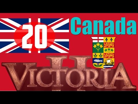 The French Surrender [20] Canada Victoria II