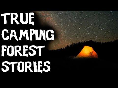 TERRIFYING True Deep Camping & Park Ranger Stories (Scary Stories)