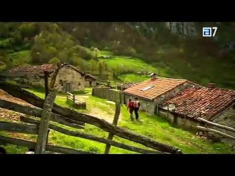 Ruta por Les Brañes del Alto Aller (Asturias, España)