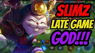SLIMZ LATE GAME GOD! ALWAYS WINNABLE! Arena of Valor | Garena ROV | Lien Quan Mobile