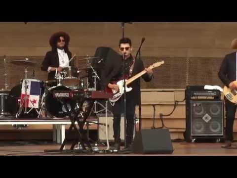 Mbongwana Star + Dos Santos Antibeat Orchestra at Millennium Park (8/11/16)