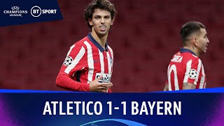 Atletico Madrid v Bayern Munich (1-1) | Champions League Highlights