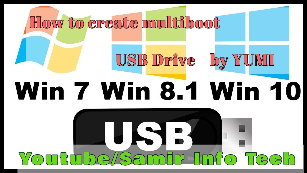 yumi multiboot usb windows 8