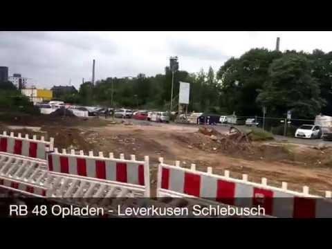RB 48 Opladen nach Leverkusen Schlebusch