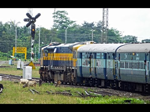 |IRFCA| Guwahati to New Jalpaiguri | A short journey Compilation