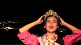 Repeat youtube video Big moment: Crowning of Miss Tibet 2016