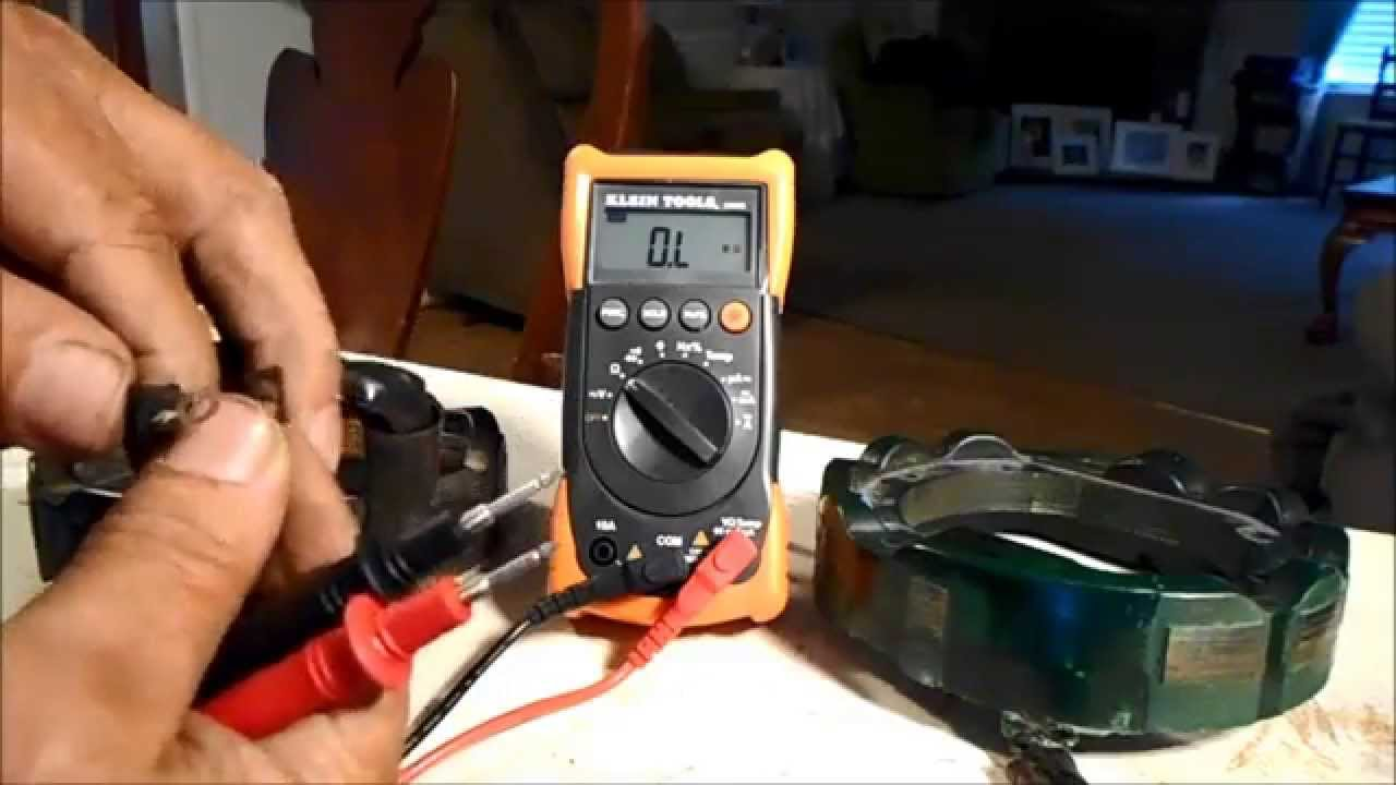 How To Check A Johnson And Evinrude Stator Youtube Buy Circuit Board Partscooker Partstimer