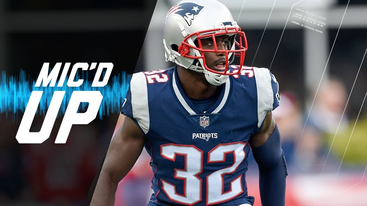 Devin McCourty Mic d Up Shutting Down the Chargers