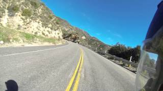 Angeles Crest Ride + R6 Flipping!