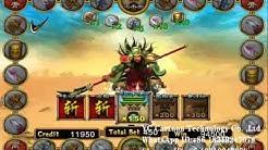 三國策正式影片/IGS Borden Three kingdoms popular 15 reel 9 line slot game