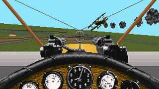 Red Baron  (Sierra\Dynamix) - PC Game 1990