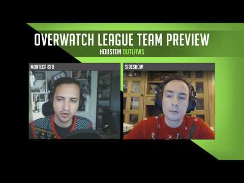 Houston Outlaws - Overwatch League Team Preview