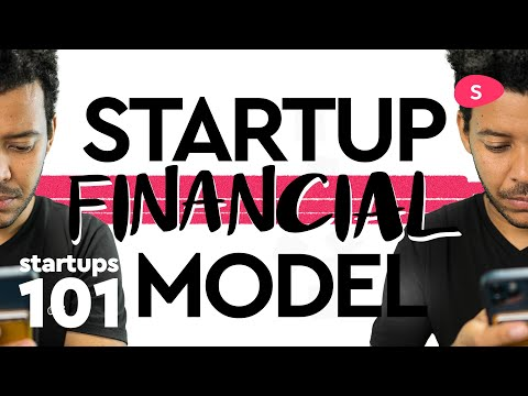 Startup Financial Model example: Slidebean (actual) earnings and expenses 📊
